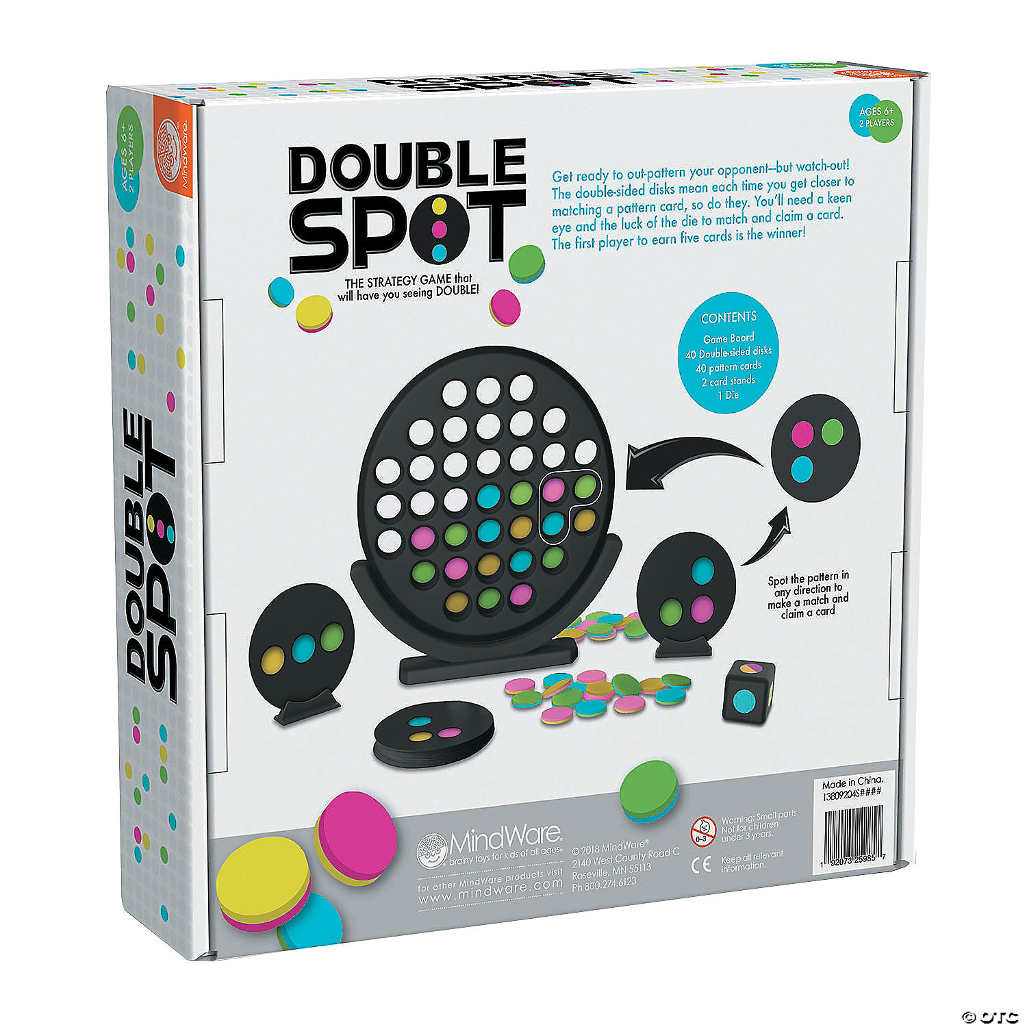 Double Spot Engineering Games Logic Robot Electricity For Kids Home Great Gifts Game