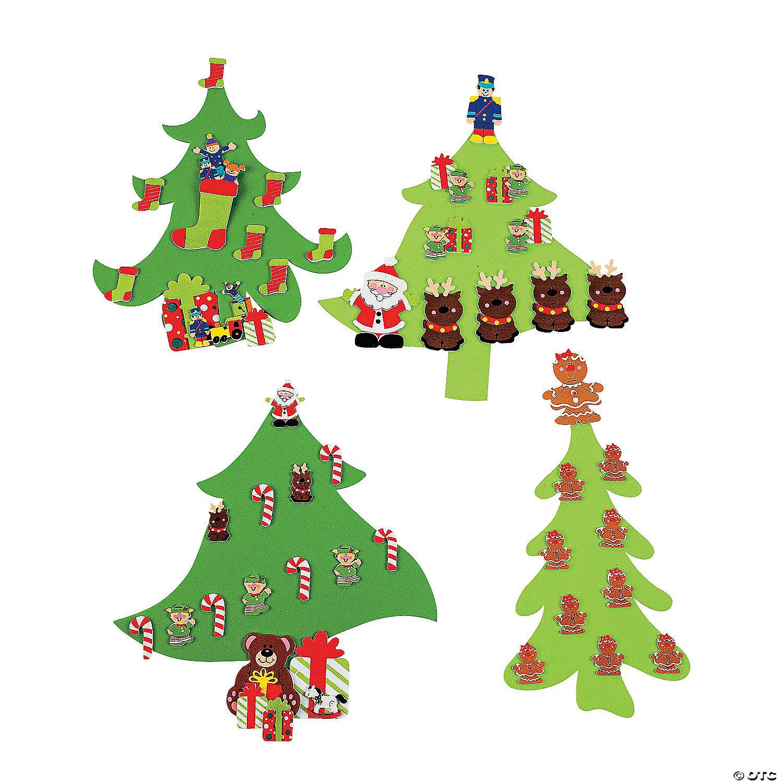 Fabulous Foam Jumbo Christmas Trees