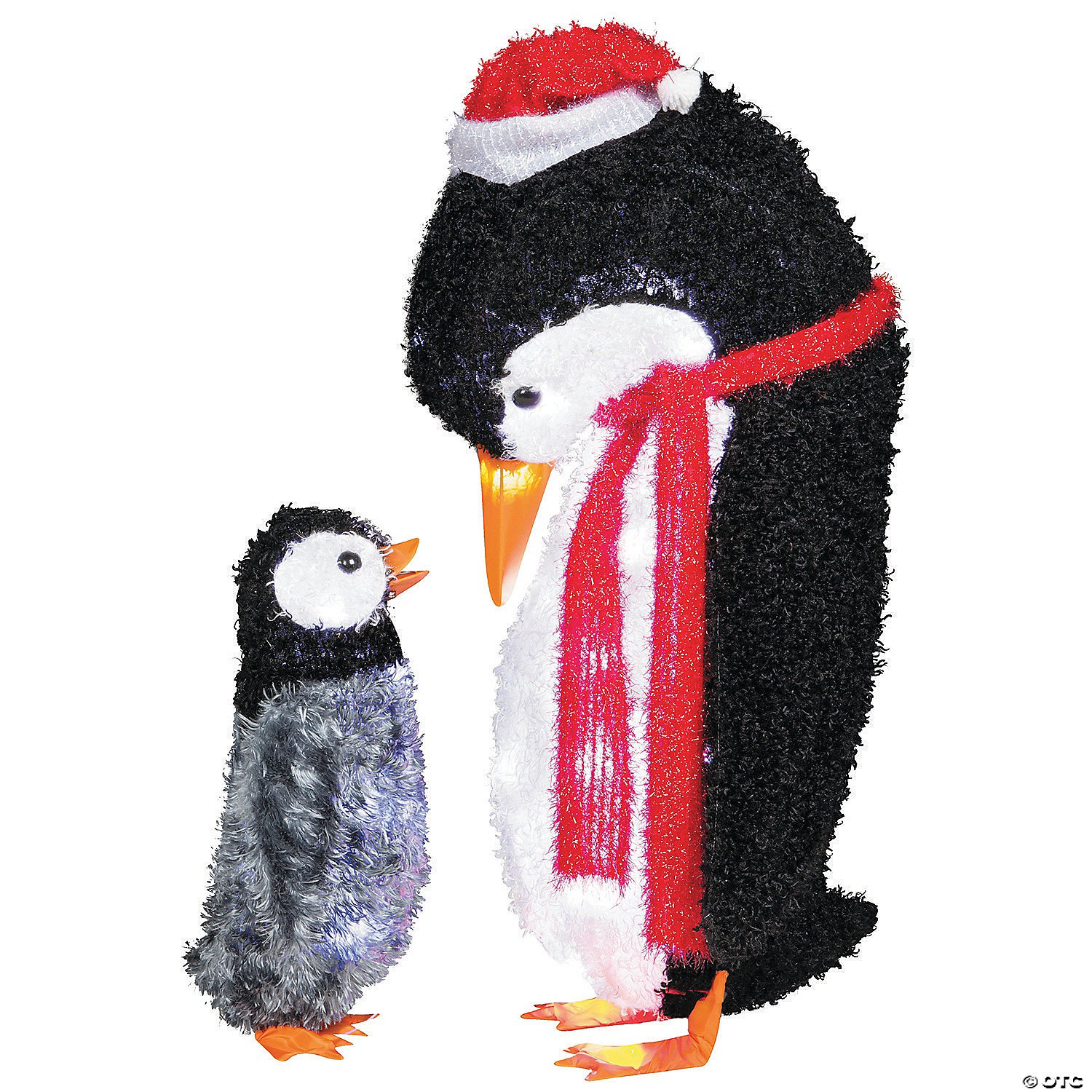 Baby Penguin Christmas Decorations