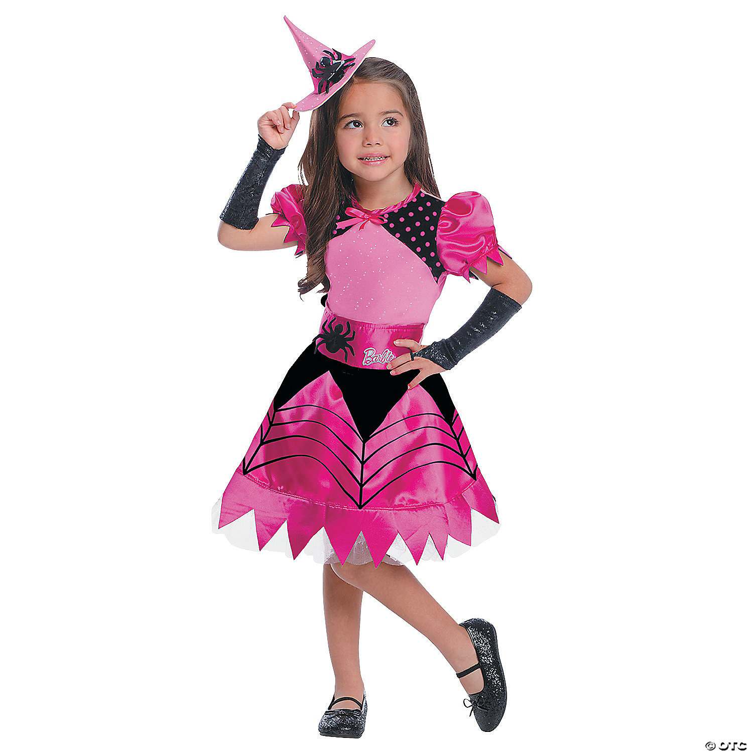 Girl S Barbie Witch Costume Oriental Trading