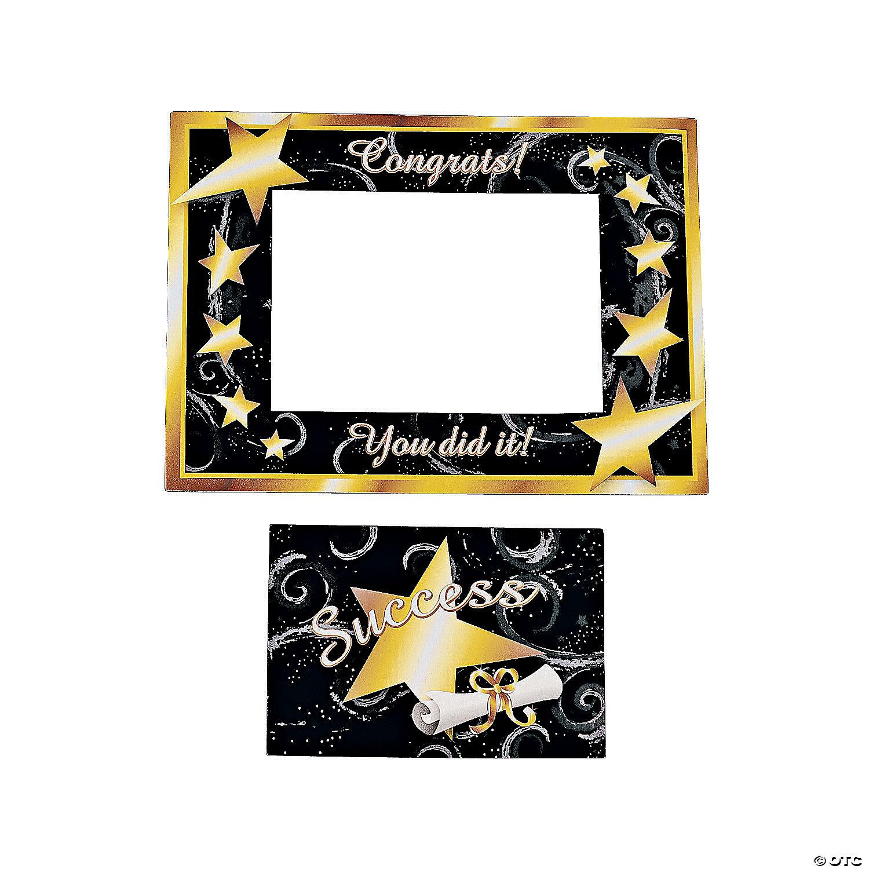 Graduation Magnetic Picture Frames