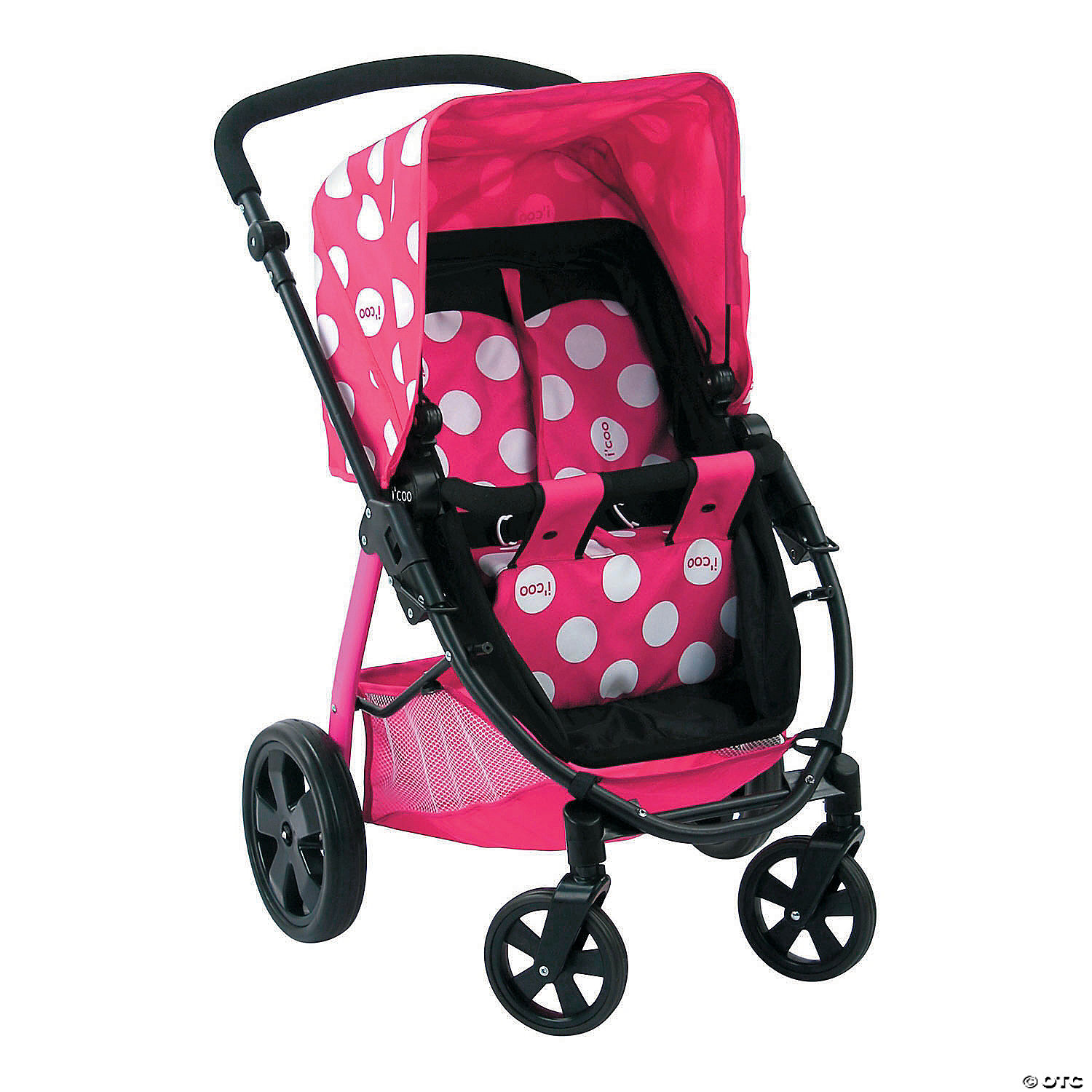 icoo pacific duo doll stroller~13757341