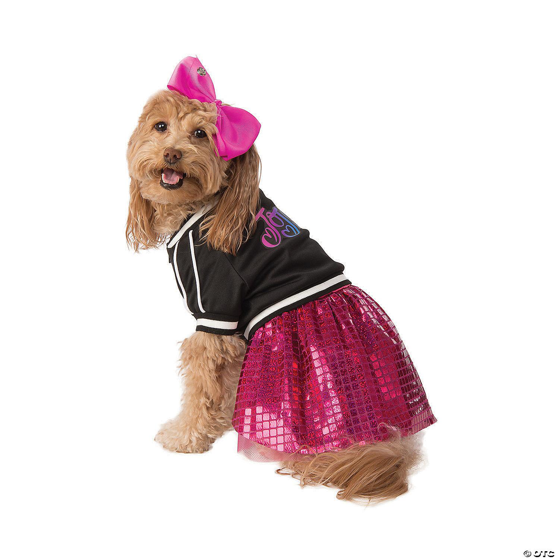Jojo Siwa Dog Costume Oriental Trading