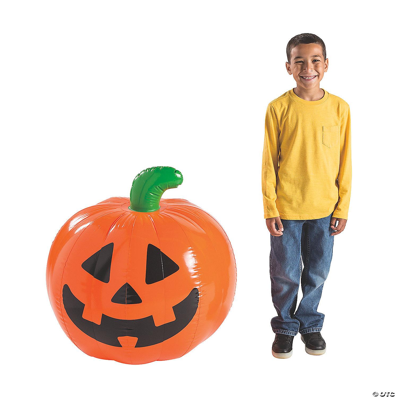 Jumbo Inflatable Pumpkin Discontinued
