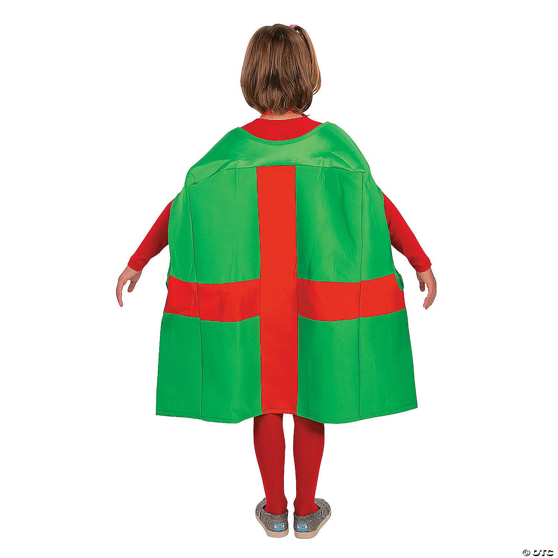 Christmas Present.Kid S Christmas Present Costume