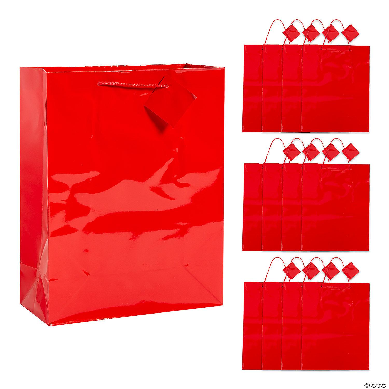 Ethno Gift bag Red