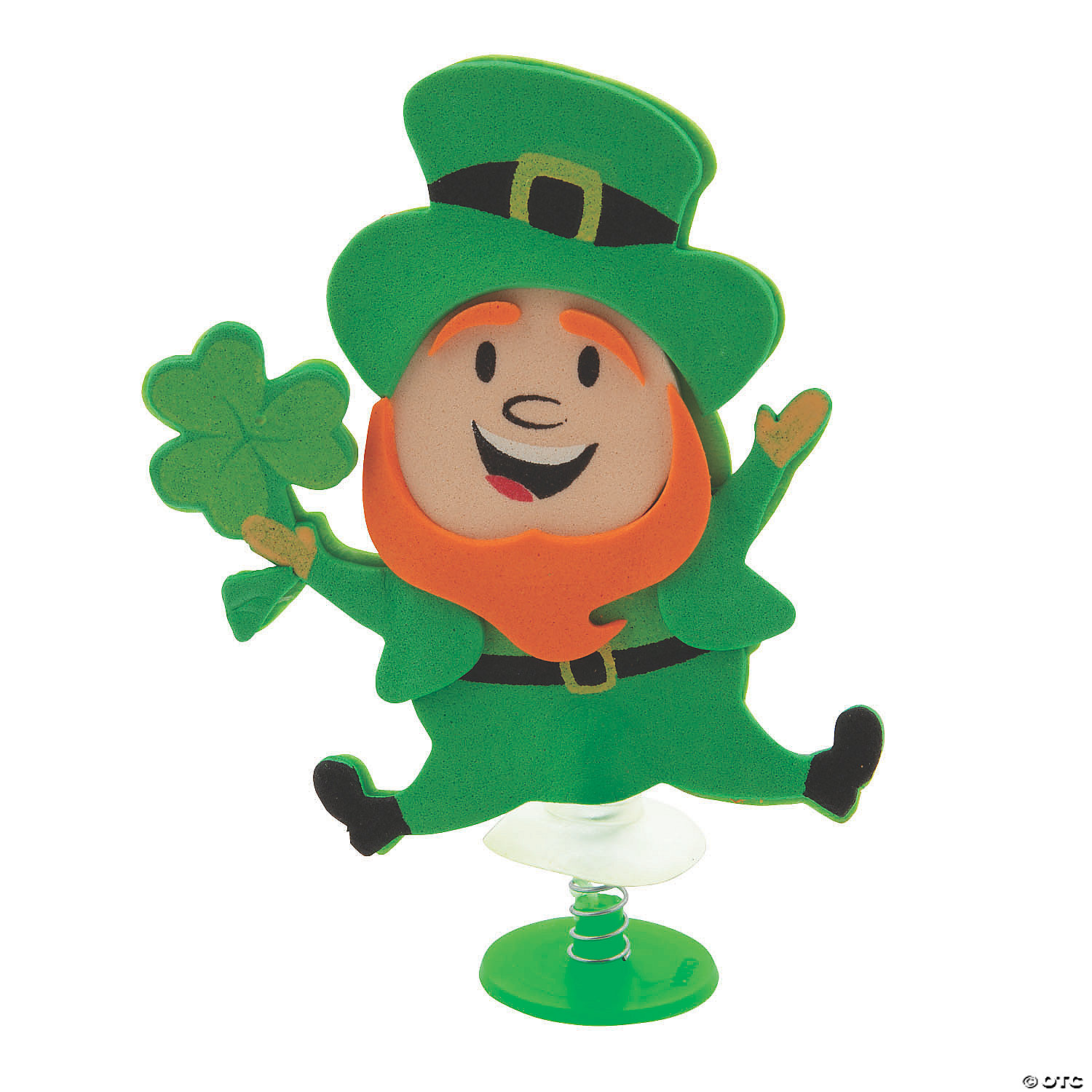 Leprechaun Pop Up Craft Kit Oriental Trading