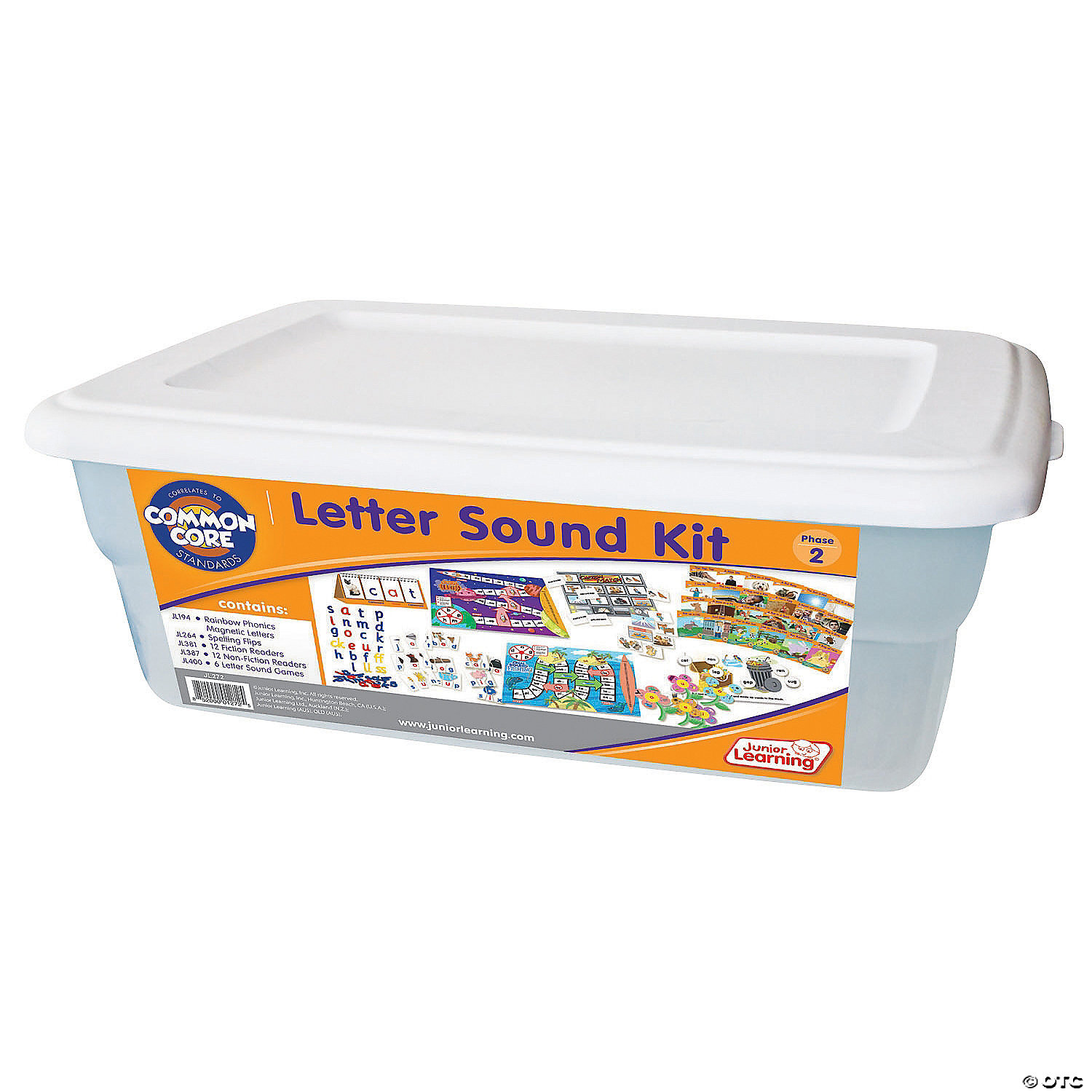 Letters Sounds Letter Sound Classroom Kit Oriental Trading