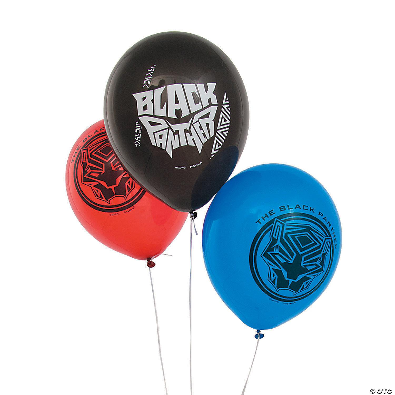 "10  x BATMAN Superhero Printed Latex Balloons 12/"" Birthday Party Decoration"