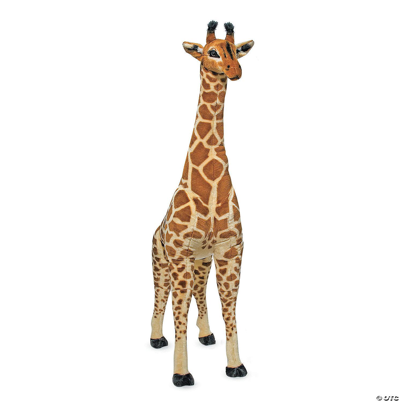 Melissa Doug Giant Plush Giraffe
