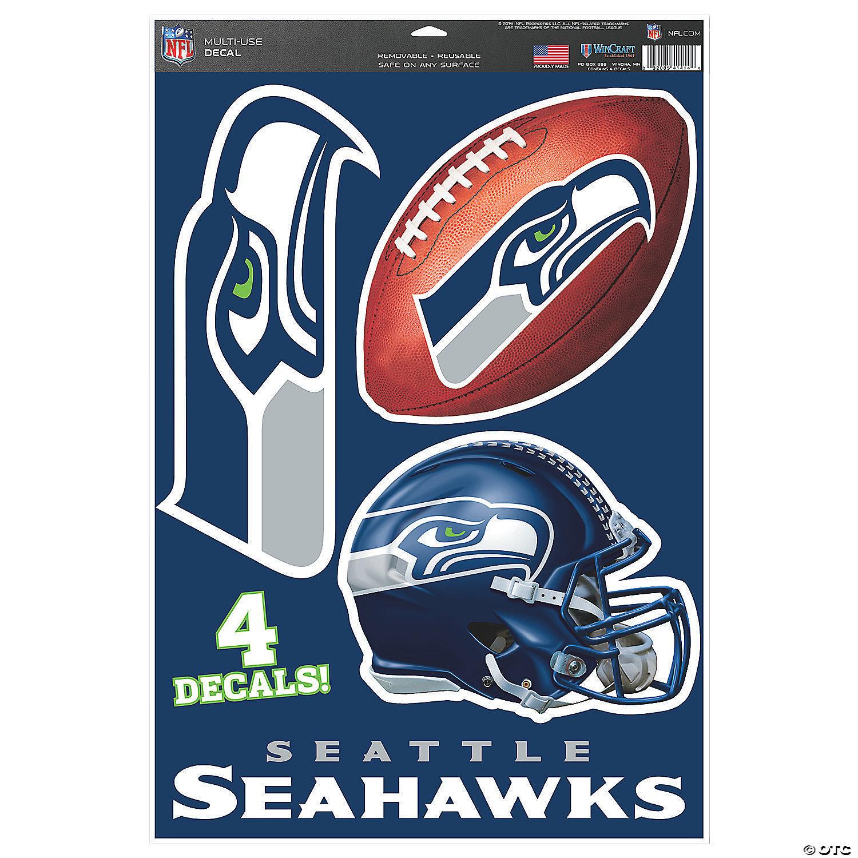 Seattle Seahawks Window Cling