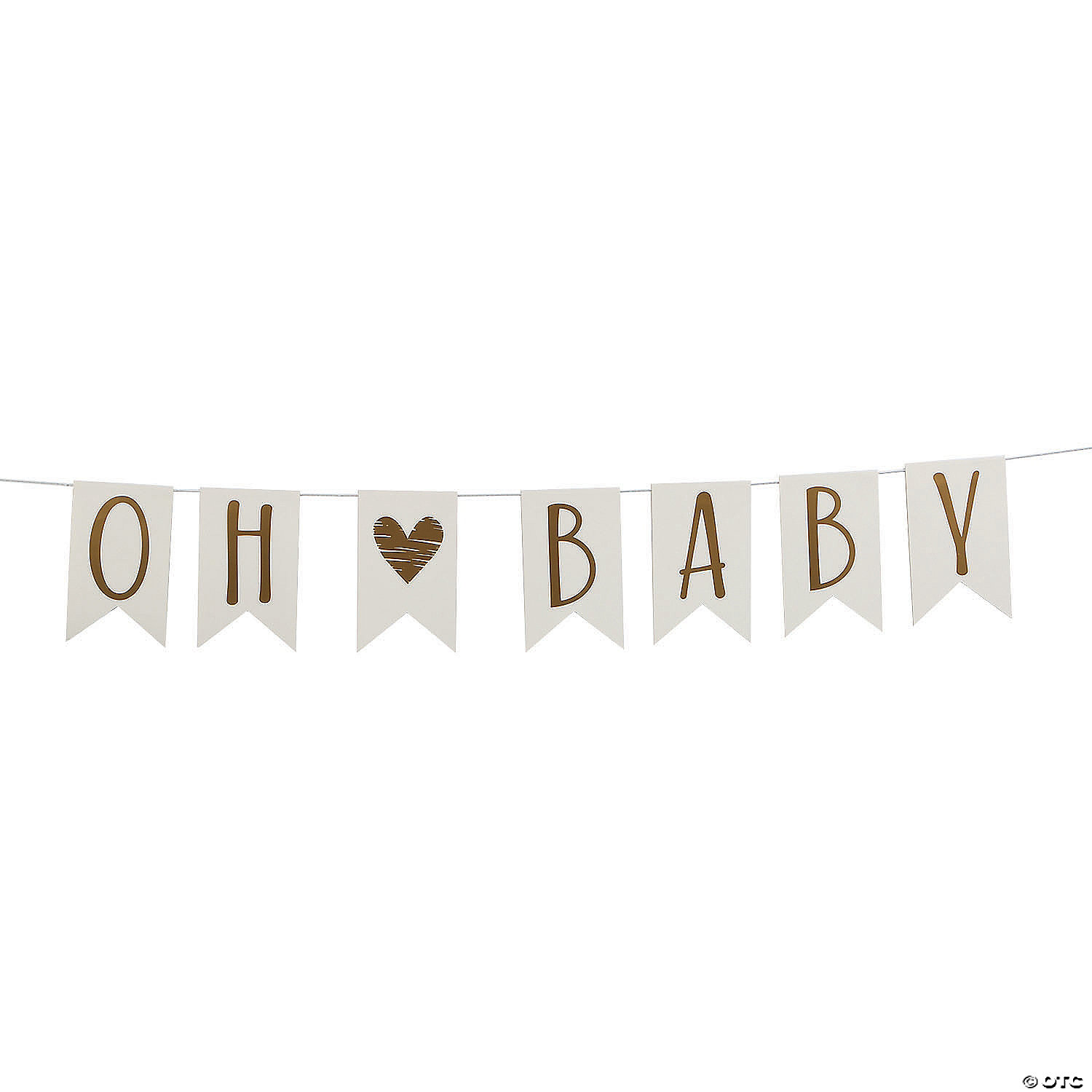Oh Baby Banner Oriental Trading