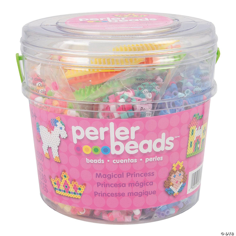 Perler Fused Bead Kit Bible School Bucket o Beads