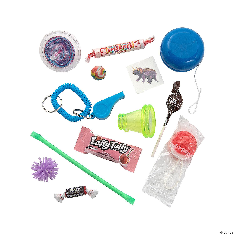 Piñata Toy & Candy Assortment