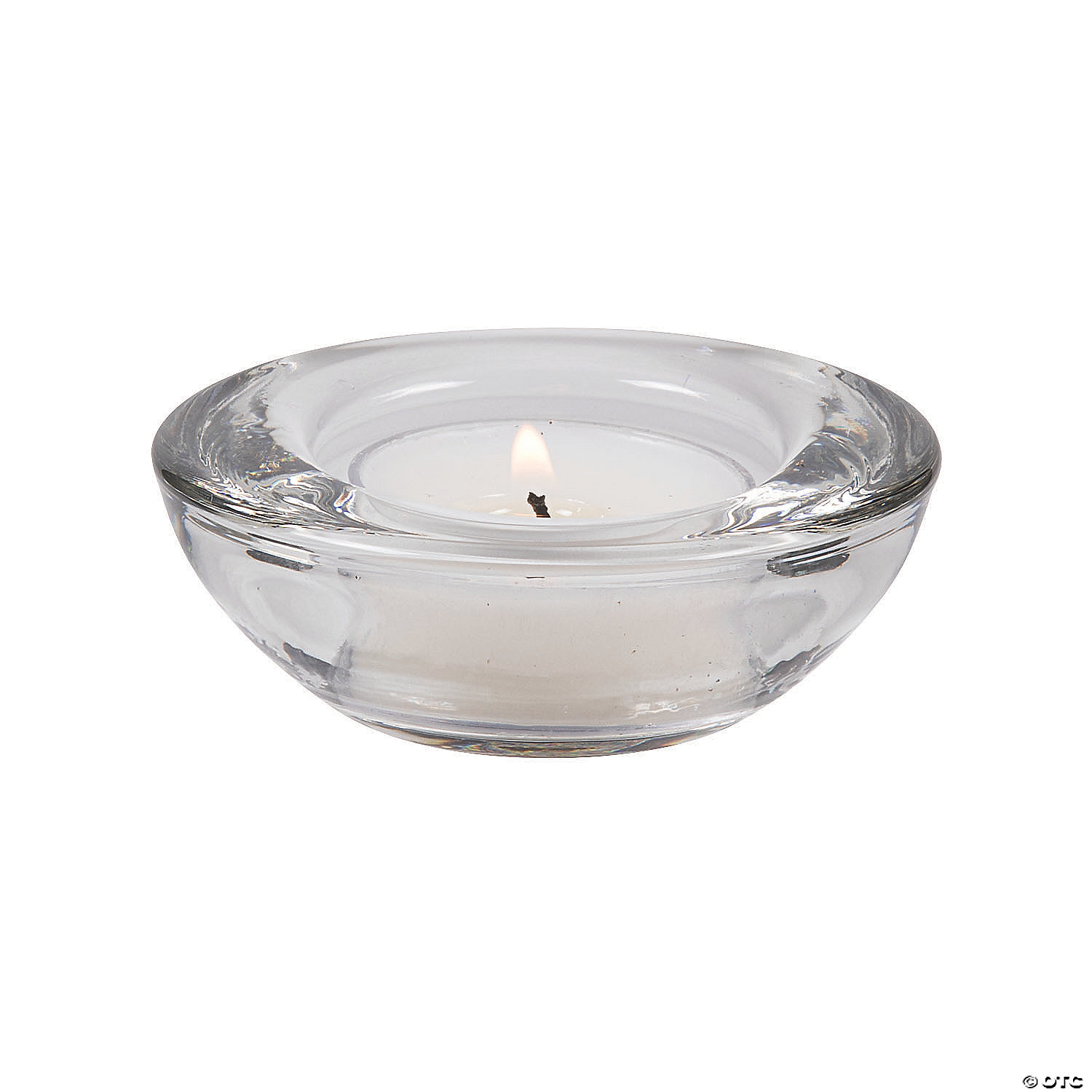 Round Tea Light Candle Holders Oriental Trading