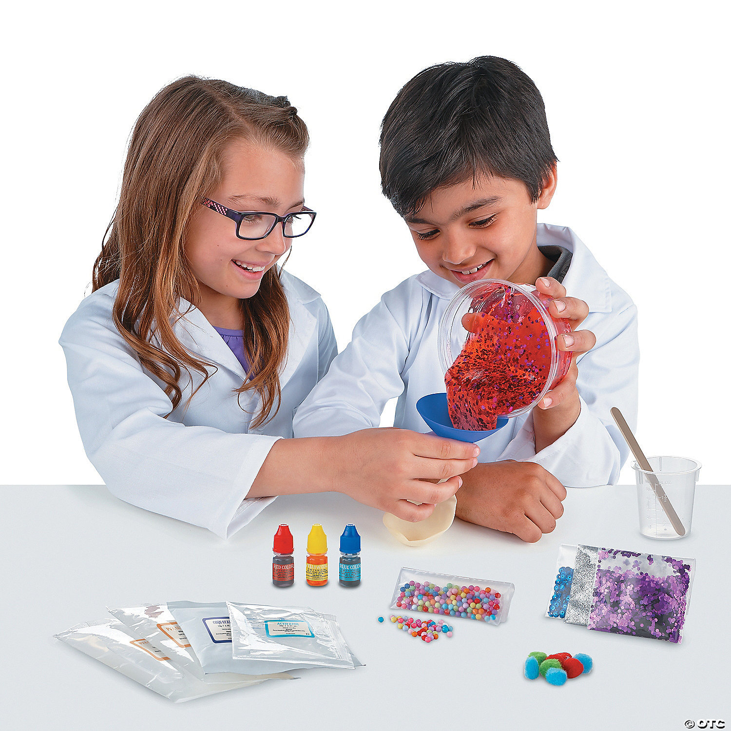 Science Academy Kits Squishy Ball Lab Circuits Deluxe Kit Robotshop