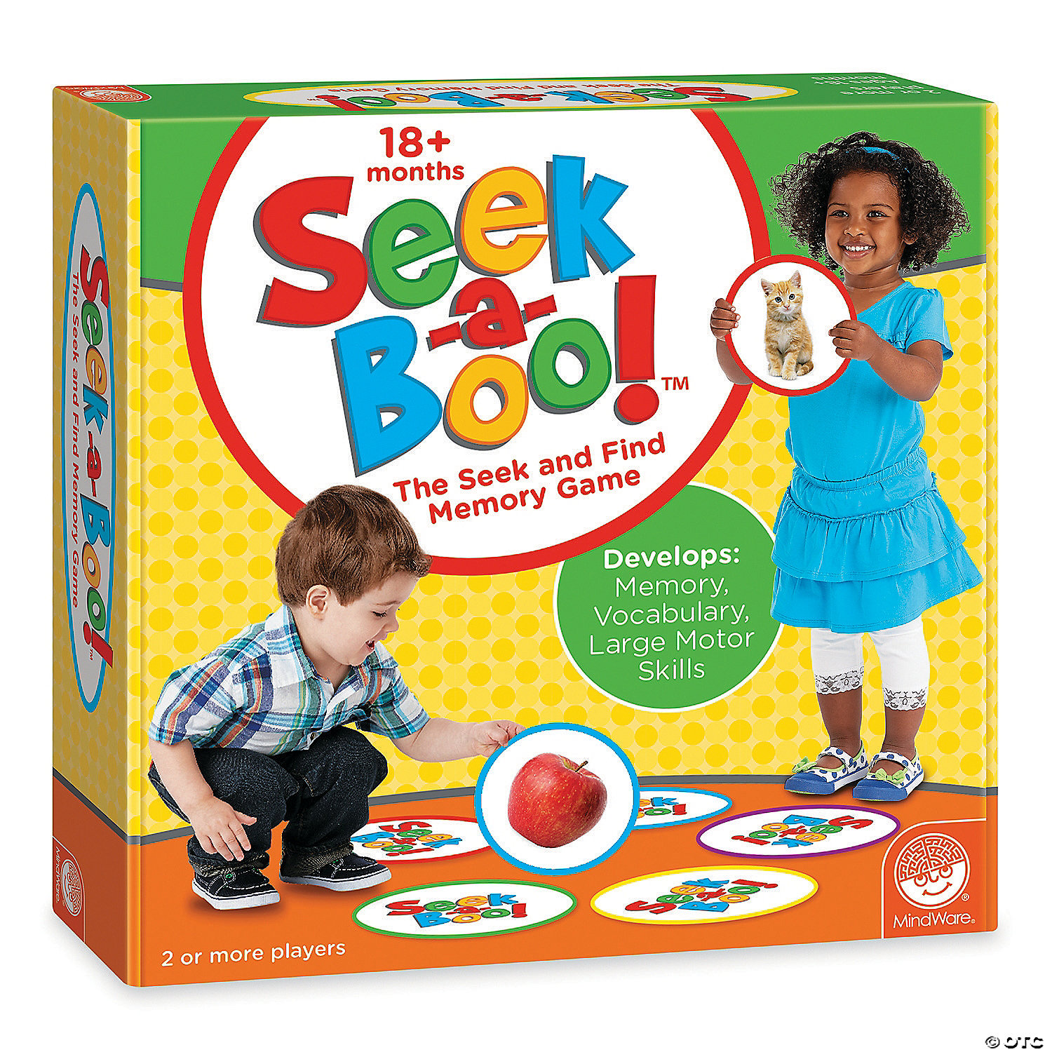 Educational Toys & Learning Games for 2 Year Old Boys & Girls