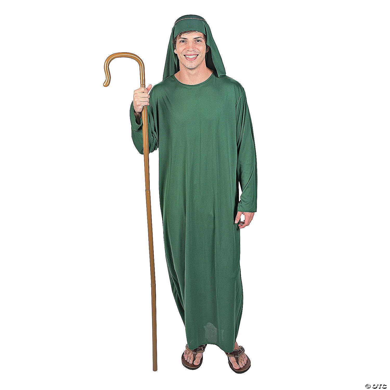 Brand New Biblical Shepherd/'s Staff Costume Accessory