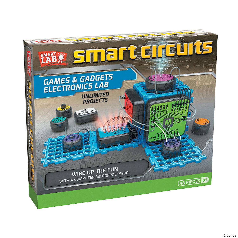 Smartlab Toys Smart Circuits Electronic Game Circuit Diagram