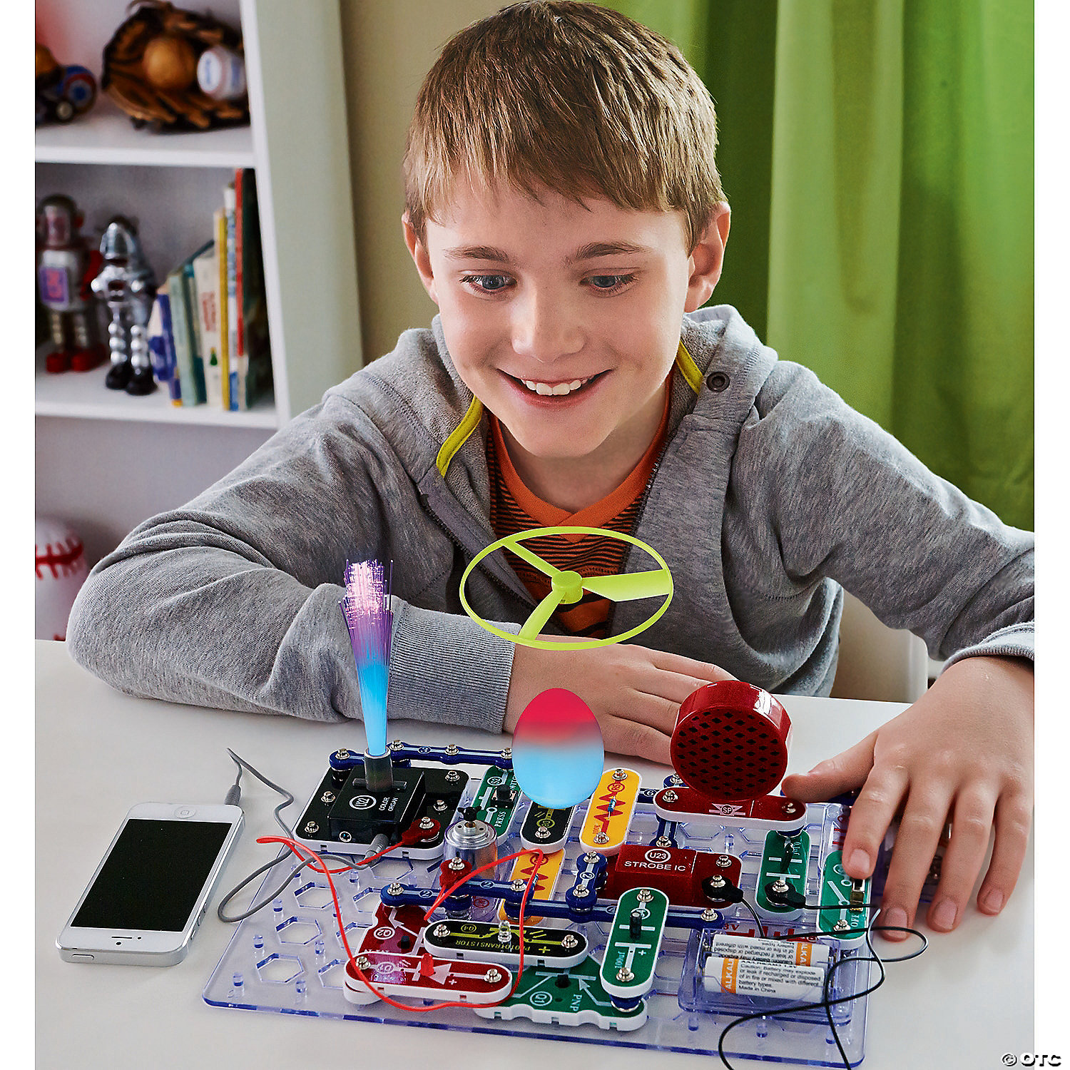 Snap Circuits Light If You Like The Elenco Set Then May We Also