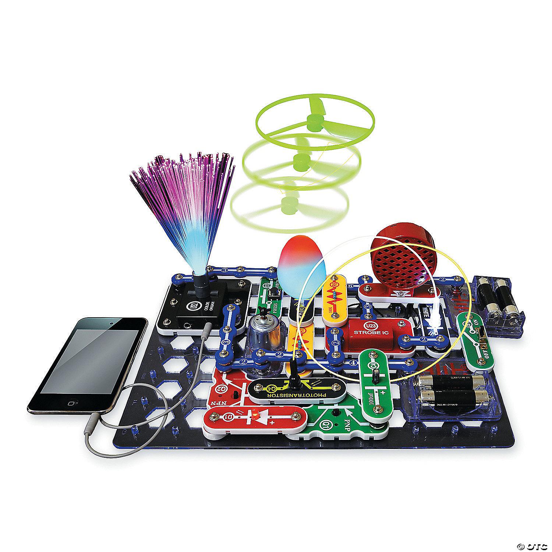 Snap Circuits Light Circuit Maze Thinkfun