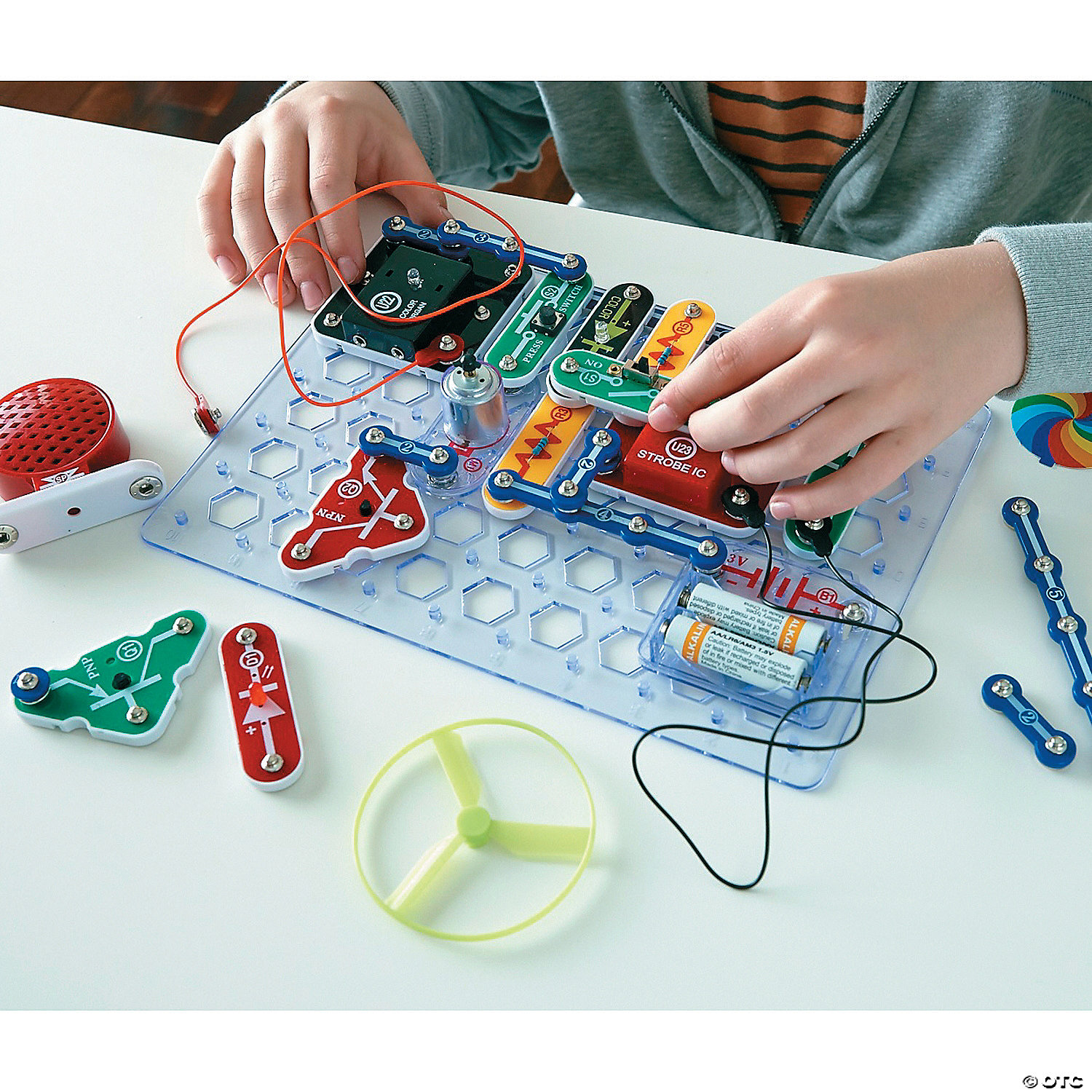 Snap Circuits Light What Are