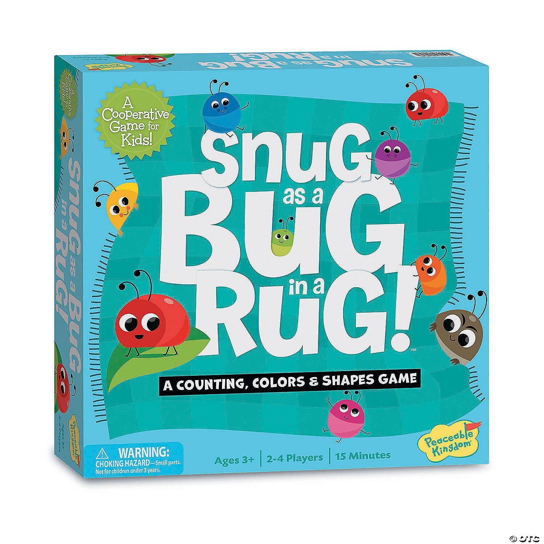 Snug As A Bug In Rug Mindware