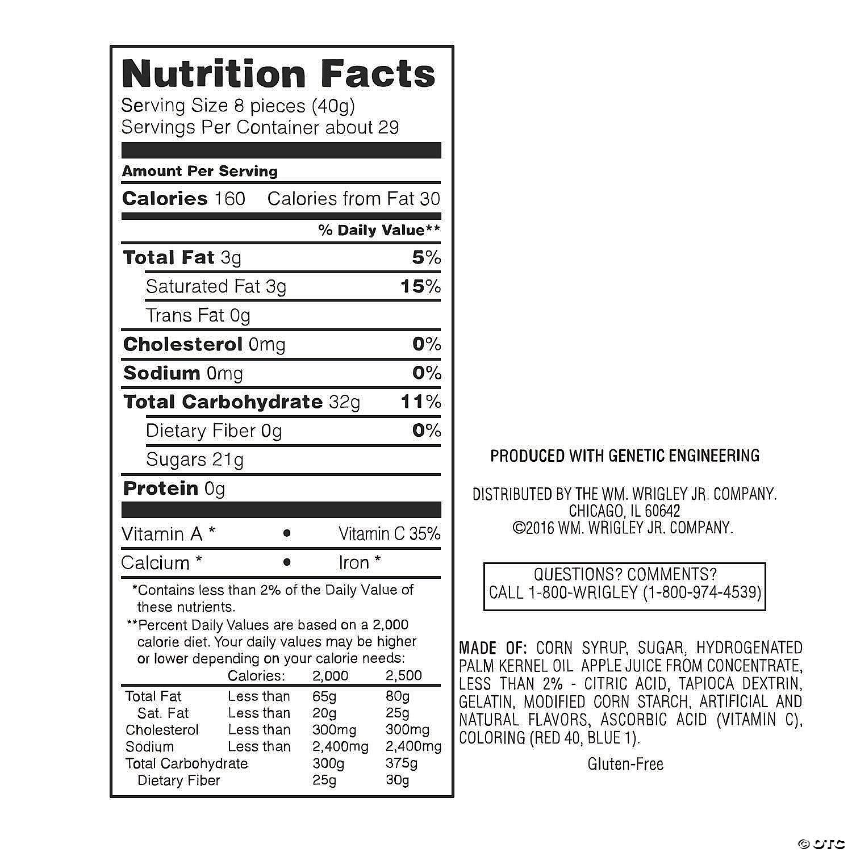 Starburst<sup>®</sup> FaveREDS Fruit Chews Candy - 41 Oz  Bag