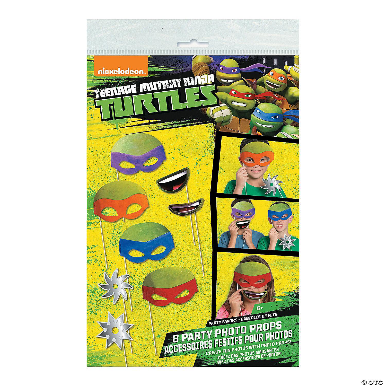 Teenage Mutant Ninja Turtles Photo Booth Frame Digital File Only Tmnt Party Tmnt Birthday Tmnt Birthday Photo Booth