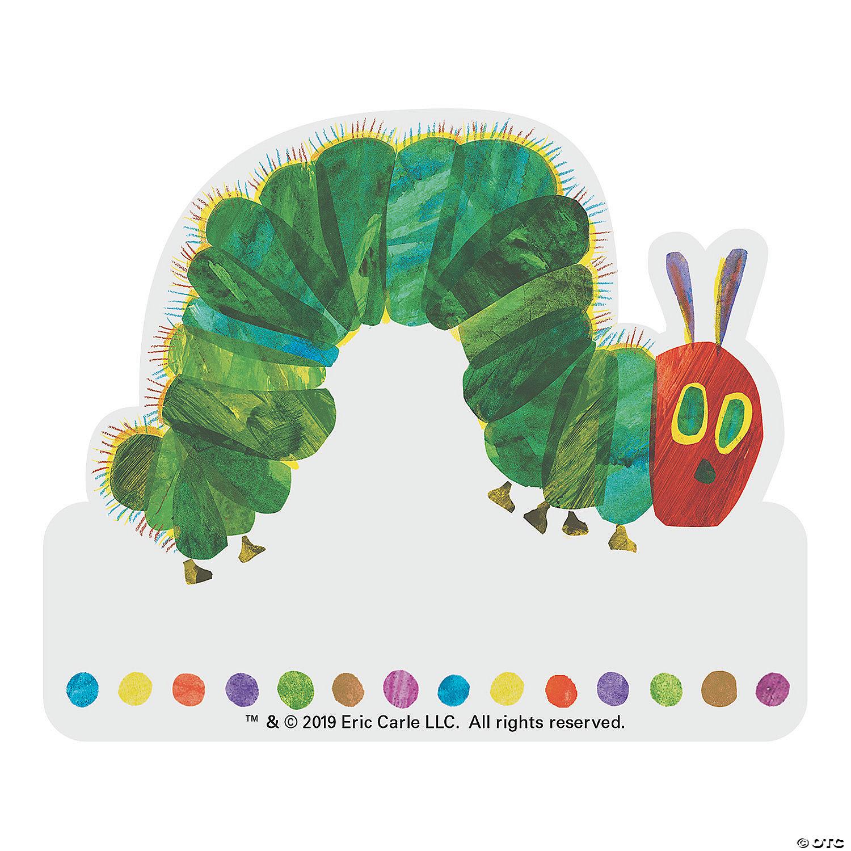 The Very Hungry Caterpillar™ Bulletin Board Cutouts   20 Pc.