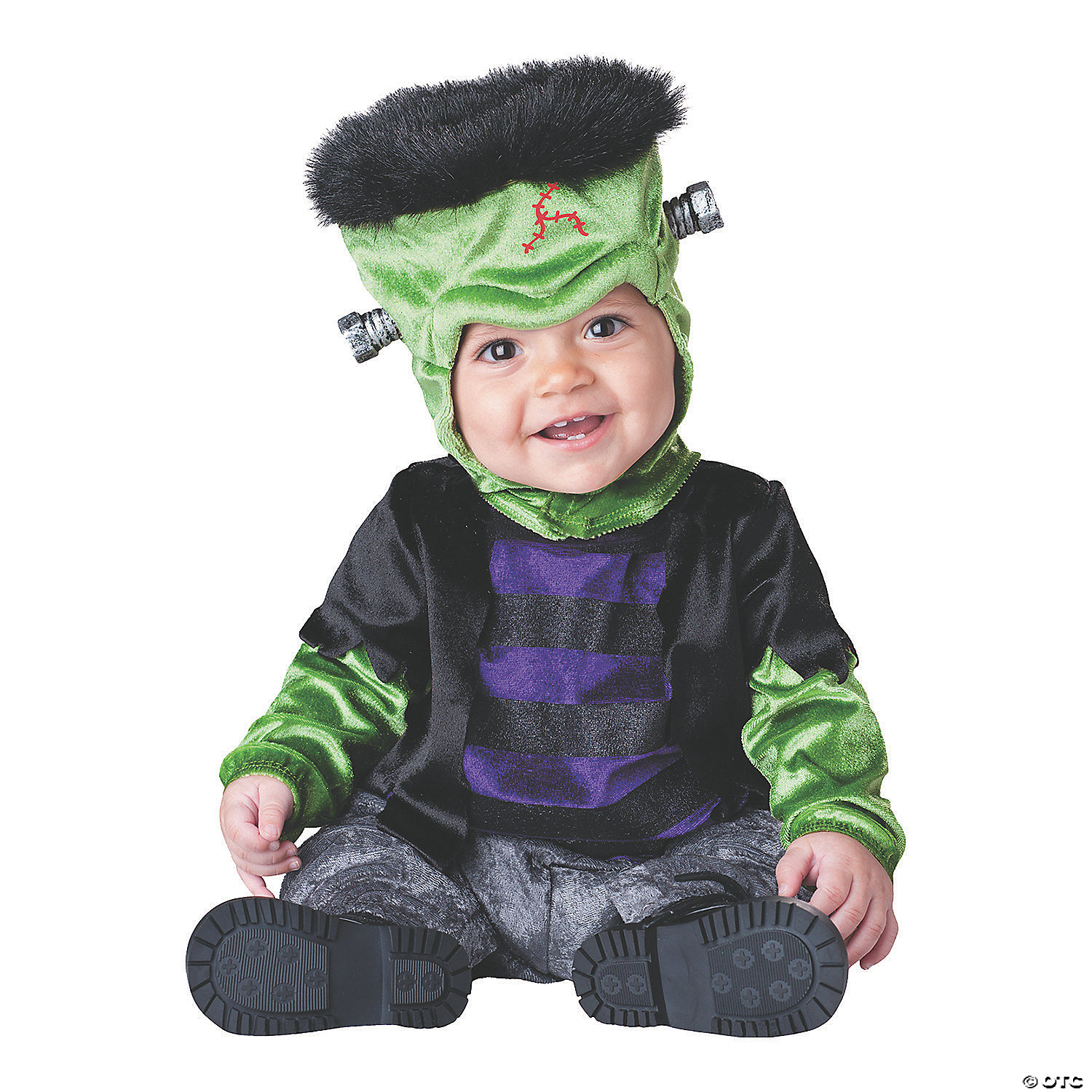 Toddler Monster Boo Costume 2t