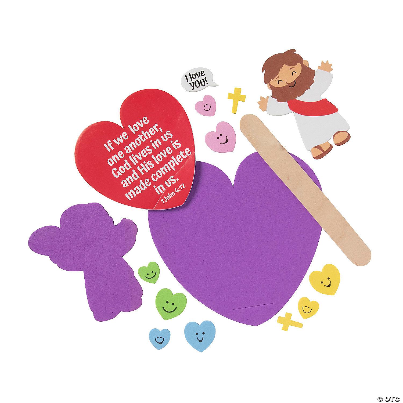 Valentine S Day Pop Up Craft Kit