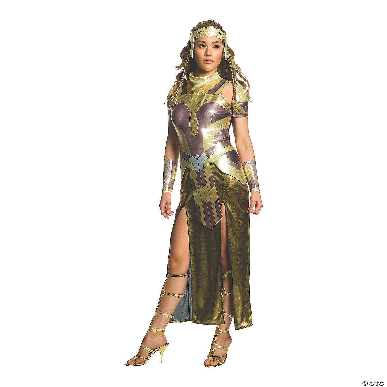 Queen Hippolyta Costume Diy