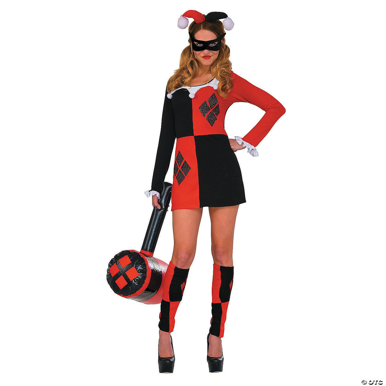 Women S Harley Quinn Costume Small Med