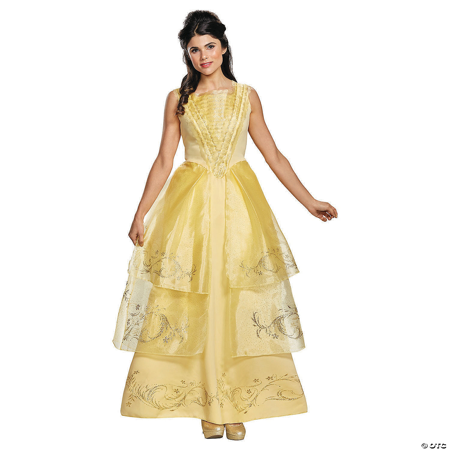 52e638661d9 Women's Beauty and the Beast™ Belle Ball Gown Costume