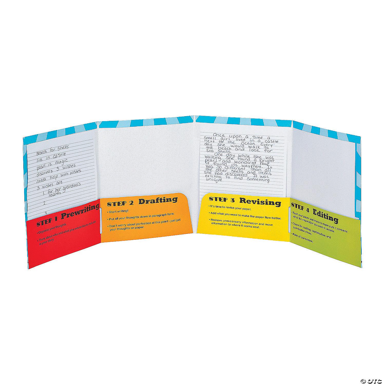 Writing Process Pocket Folders