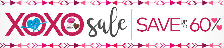XOXO Sale Save up to 60%
