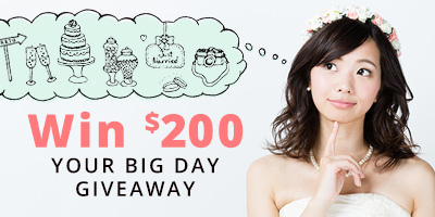 Win $200 Your Big Day Giveaway