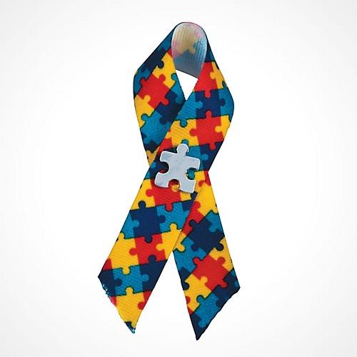 49450bd329e Autism Awareness. Orange Ribbon. Red Ribbon. Purple Ribbon. Blue Ribbon. Yellow  Ribbon