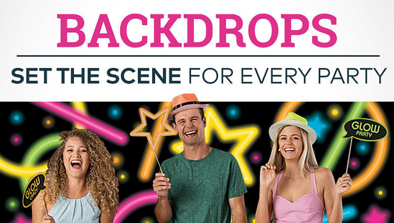 Backdrops - Set the Scene For Every Party