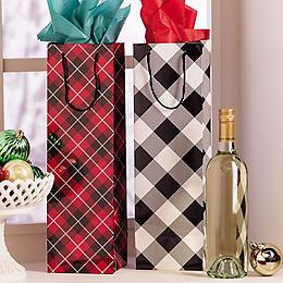 gift bags treat bags christmas party supplies