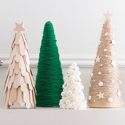 diy christmas trees