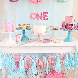 First Birthday Party Supplies Orientaltrading Com