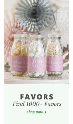 Find Over 300+ Favors