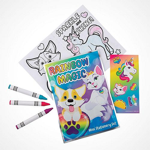 Stationery Fun Express Holiday Coloring Books W//Sticker Sheets for Christmas Christmas Activity Books 24 Pieces Oriental Trading Company Activity Books