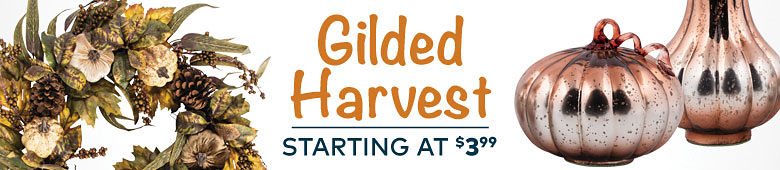 Gilded Harvest - starting at $3.99