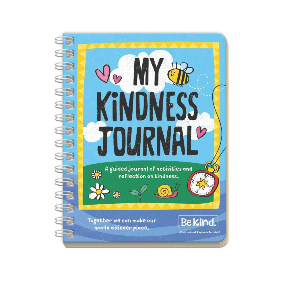 Be Kind Guided Journal From MindWare