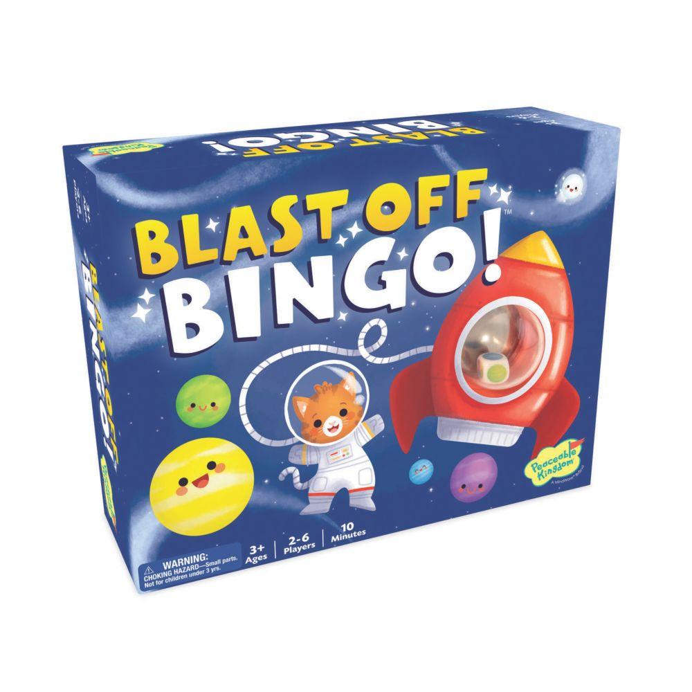 Blast-Off, Bingo! From MindWare
