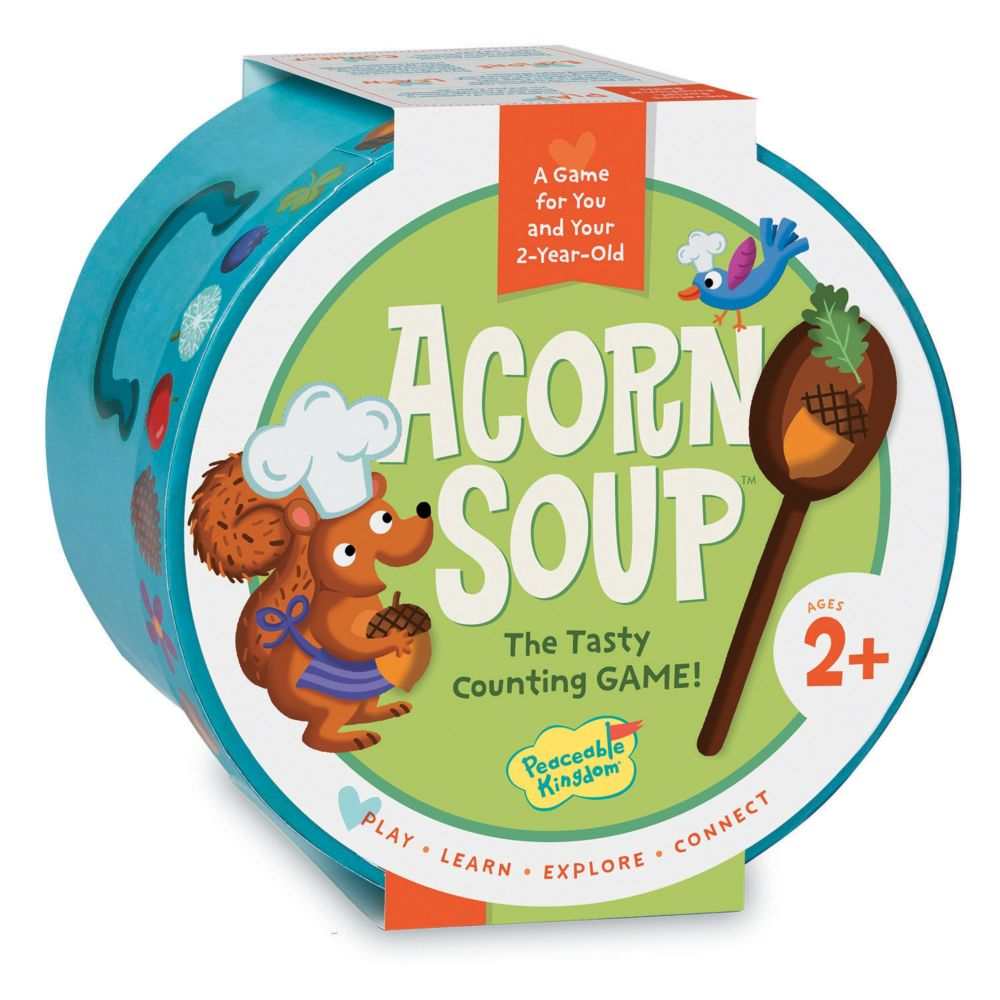 Acorn Soup From MindWare