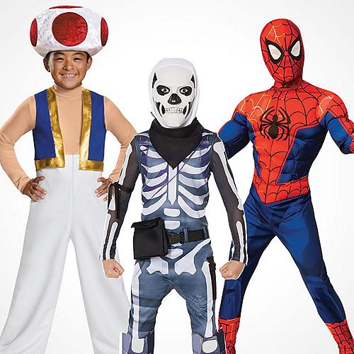 Great Boy Costumes Halloween 2020 5000+ Halloween Costumes for Kids & Adults 2020 | Oriental Trading